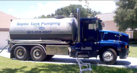 Septic Tank Pumping: Three Very Important Words for Homeowners!