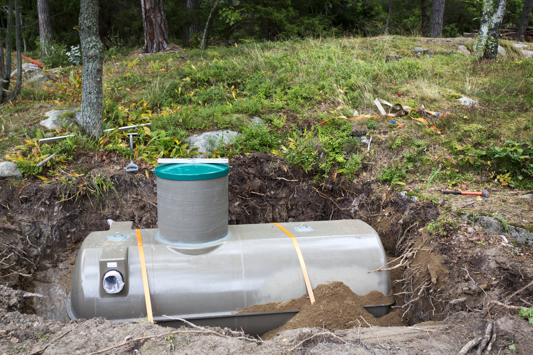 What to Expect During Your Septic Tank Installation
