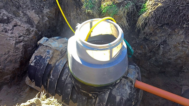 Keep Your Septic Tank Running with Septic Maintenance